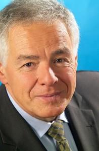 Herr Hartl, Porträtbild Fotograf